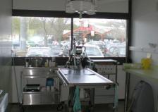 La salle de chirurgie