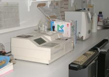 Laboratoire vétérinaire