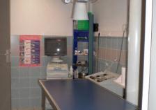 Salle de radiologie/échographie